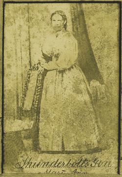 Mary Ann Bugg Biography Bushranger Thunderbolt And Mary Ann Bugg